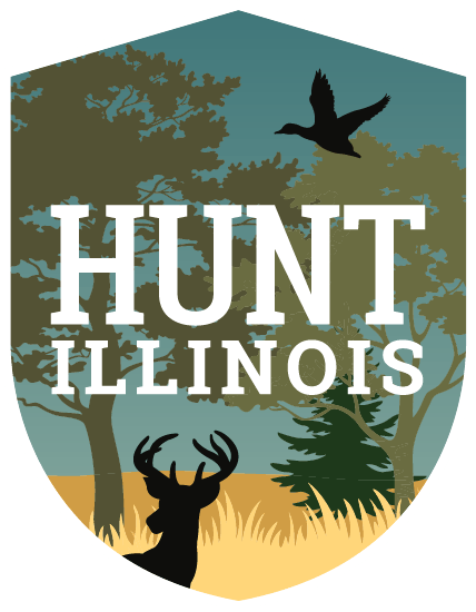 The logo for Hunt Illinois.